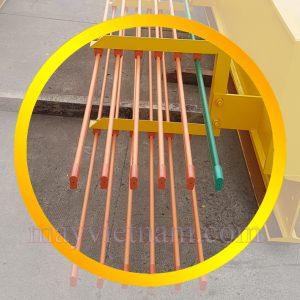 Thanh quẹt dẫn điện cầu trục 1P-60A